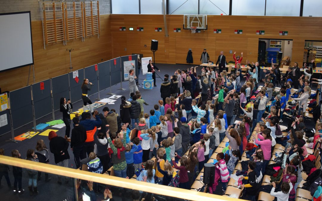 Die Kinderversammlungen in Nürnberg