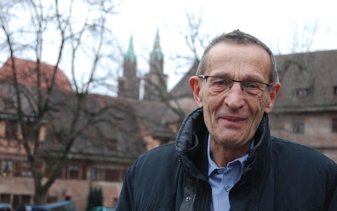 Konrad Braun, ein Chancengeber