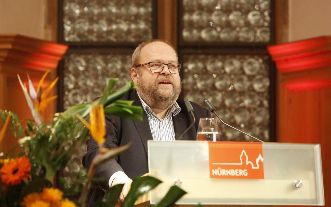 Familien in Nürnberg. Interview mit Reiner Prölß, Referent für Jugend, Familie und Soziales, zum dritten Nürnberger Familienbericht