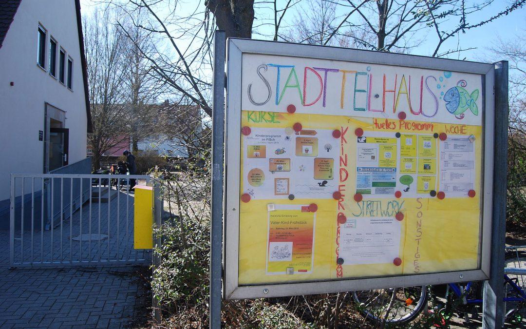 Treffpunkt für Väter: Das Stadtteilhaus FiSch in Schniegling