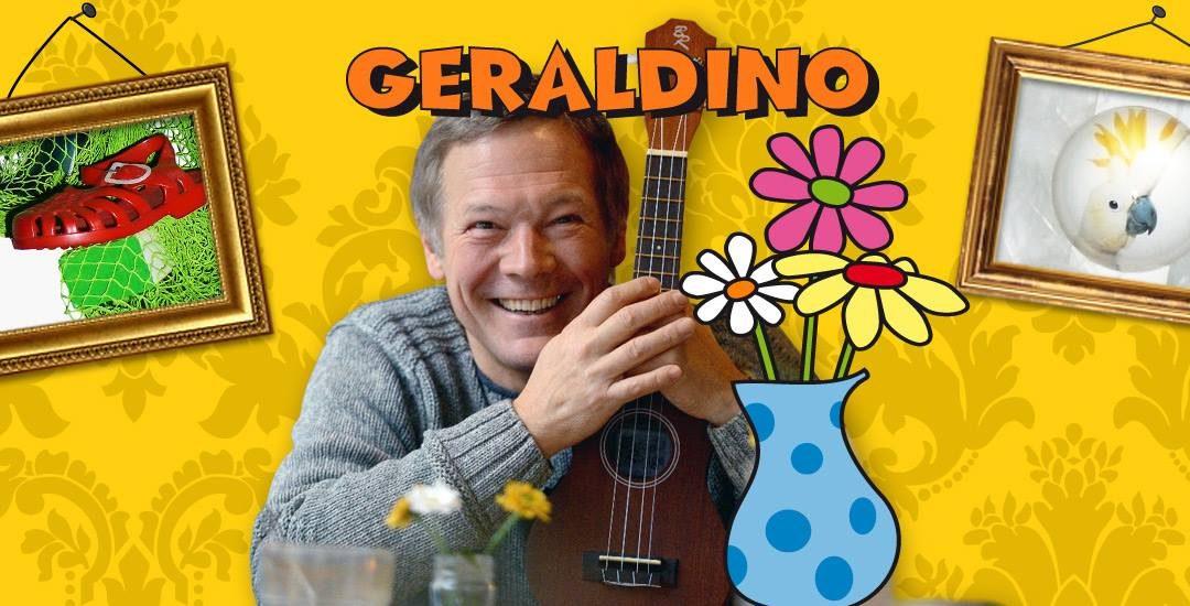 Mit 60 noch kein bisschen leise: GERALDINO