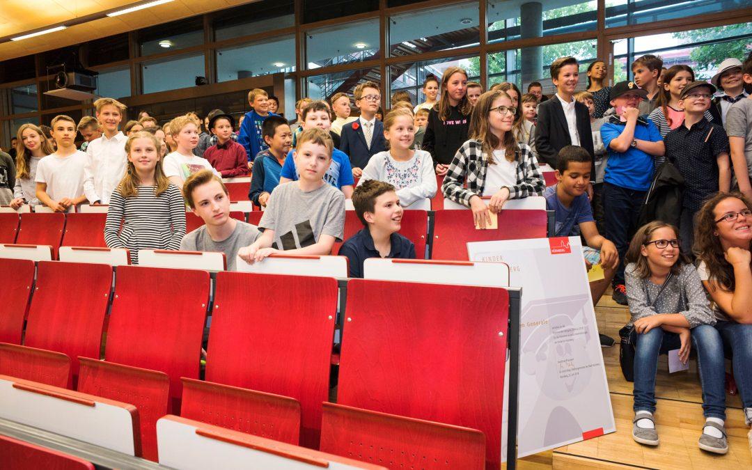 KinderUNI Nürnberg: Für neugierige Kinder im Alter von 8 bis 12 Jahren