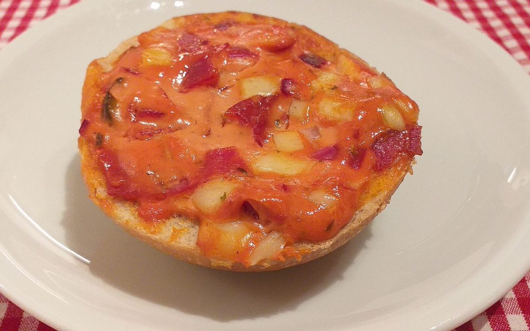 Fingerfood für Klein und Groß: Pizzabrötchen