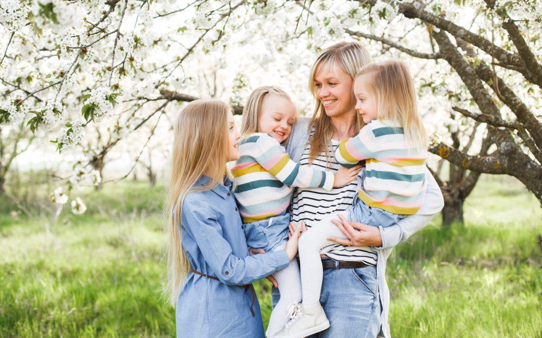Für Kinder sind starke Eltern wichtig