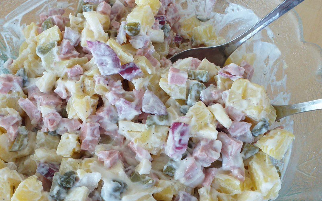 Aus Omas Küche: Schlesischer Kartoffelsalat