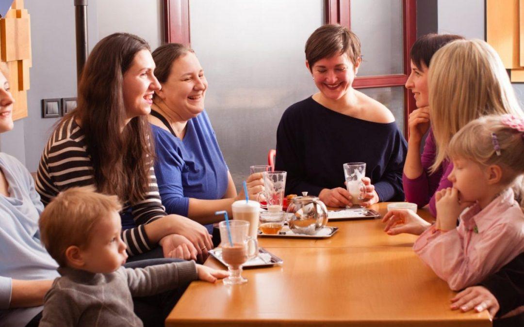 Café Auszeit – eine Oase für Alleinerziehende