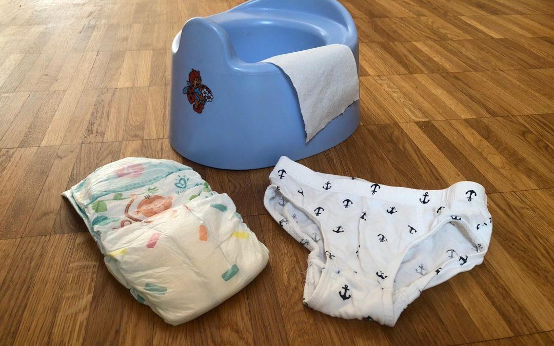 Schneller sauber? – Das Problem forcierter Sauberkeitserziehung