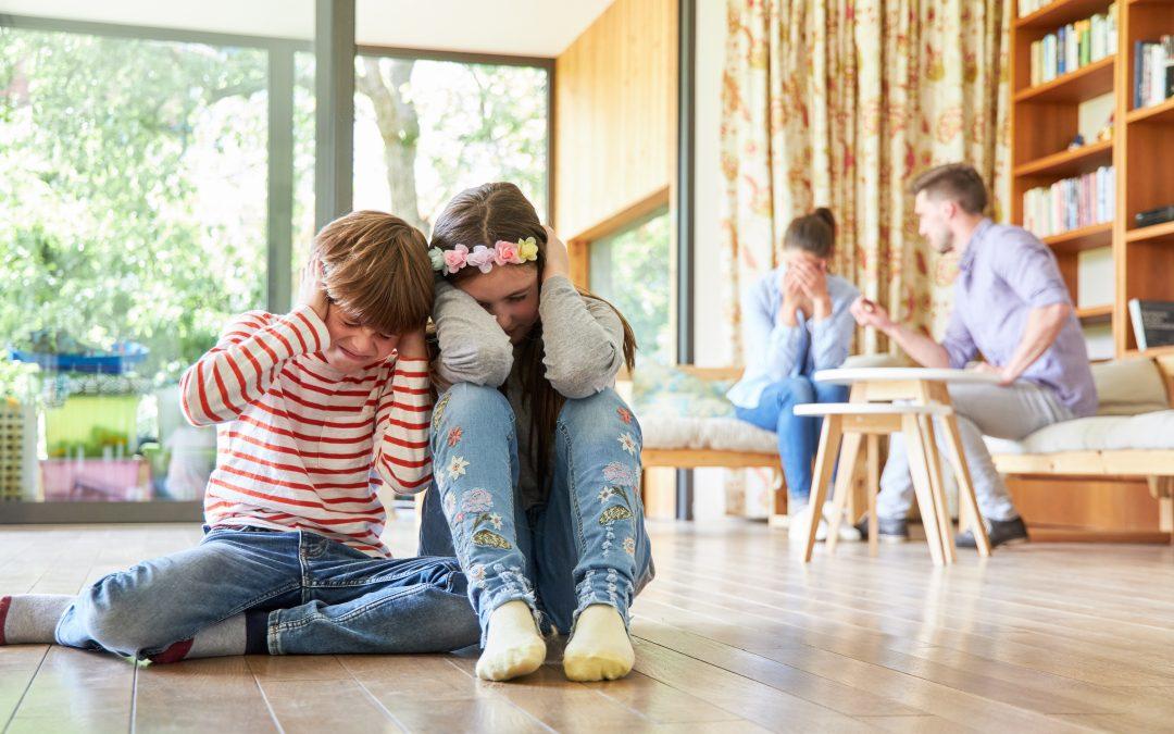 Nur keinen Streit vermeiden – Soziales Muskeltraining in der Familie