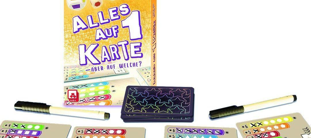 Jürgens aktueller Spieletipp: Lust auf Glück? 6 Farben schenken schöne Siege