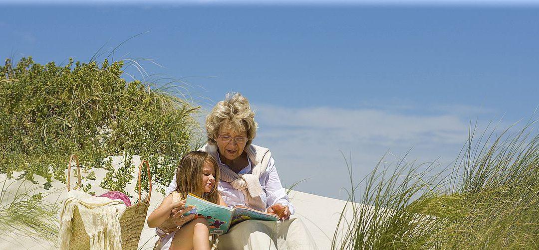 Mit Enkelkindern in den Urlaub