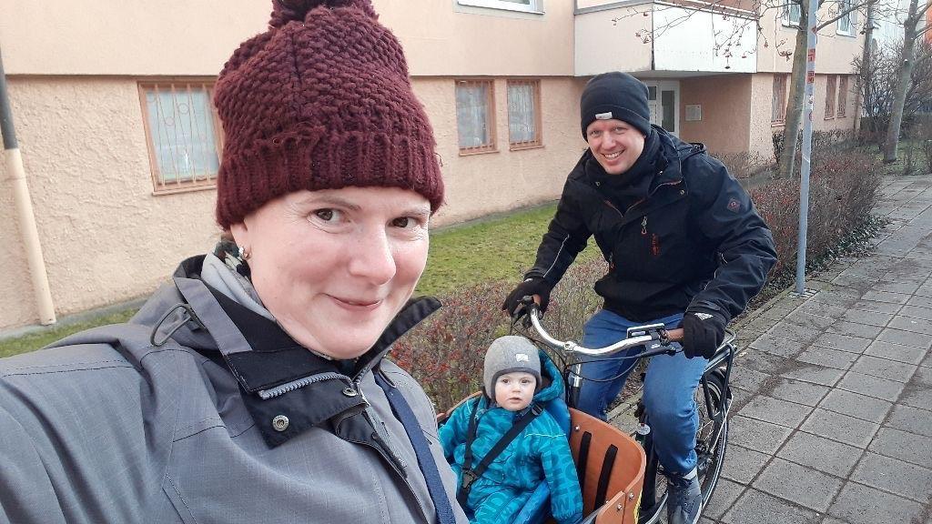 Radfahren in der Stadt Teil 3: Transportieren mit dem Rad