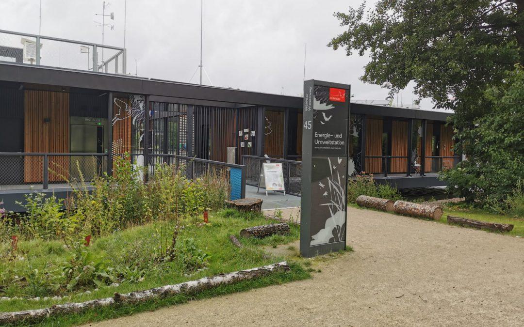 Die Energie- und Umweltstation am Wöhrder See